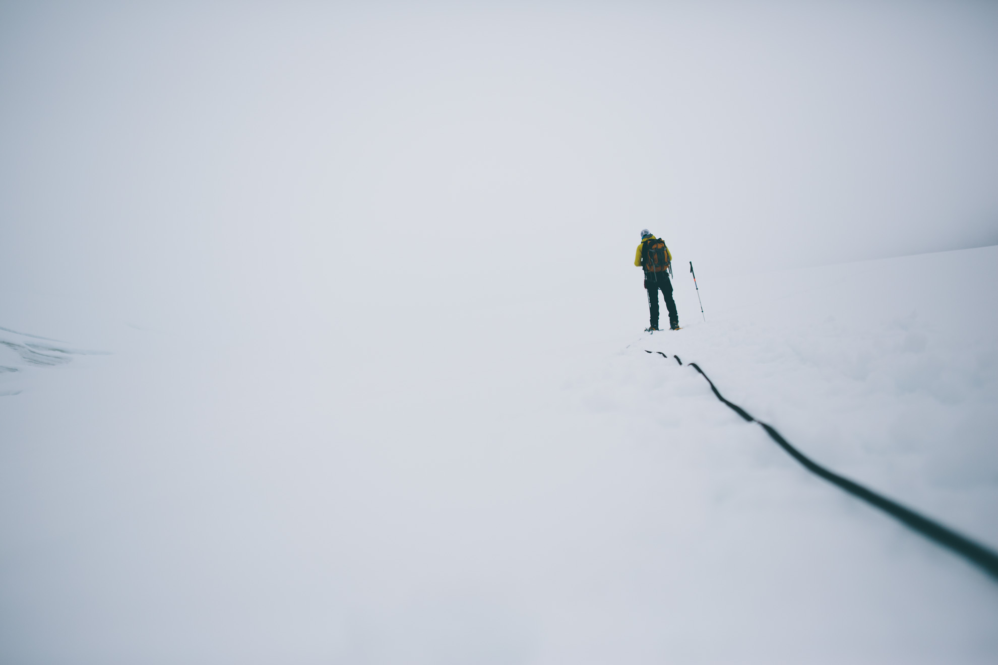 Mountaineering Alaska